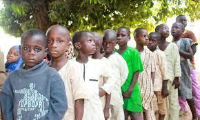 Buhari Govt Feeds School Children With Expired Rice